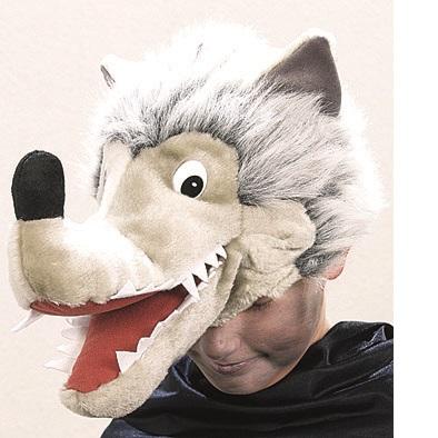 23447.00 Mütze Wolf