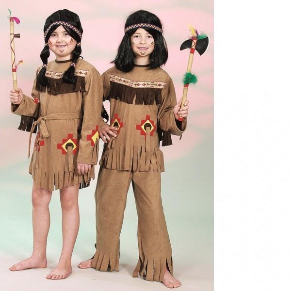 682 Apache, Indianerin,681 Apache Indianer